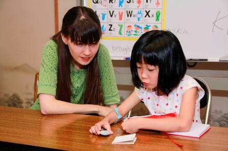 小学生の英会話
